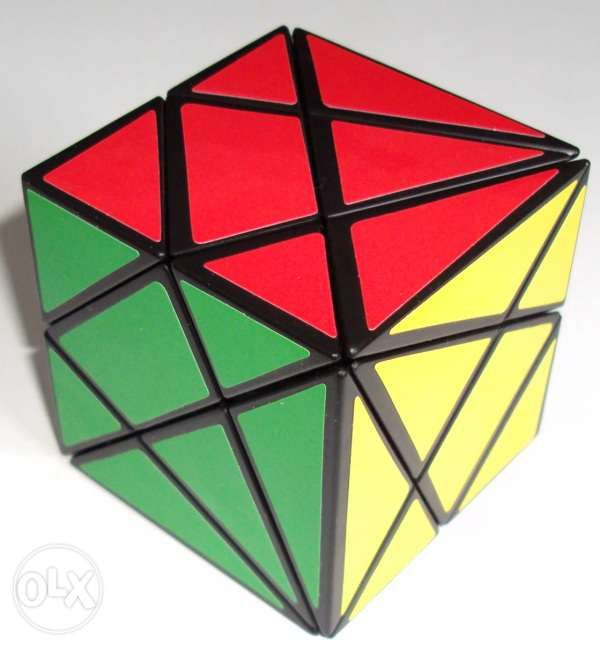 Puzzle Rubik - Axis Cube