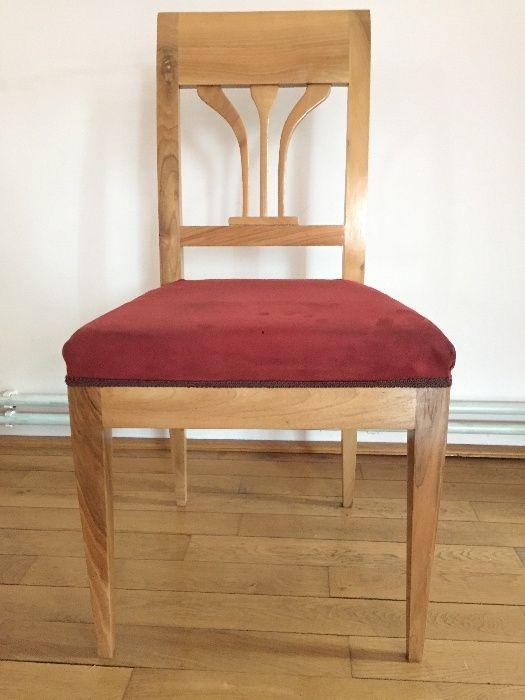 Masa +10 scaune lemn nuc
