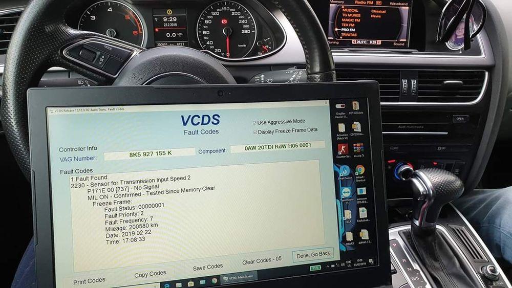 Diagnoza auto tester profesional Audi Vw Opel Ford Renault Peugeot