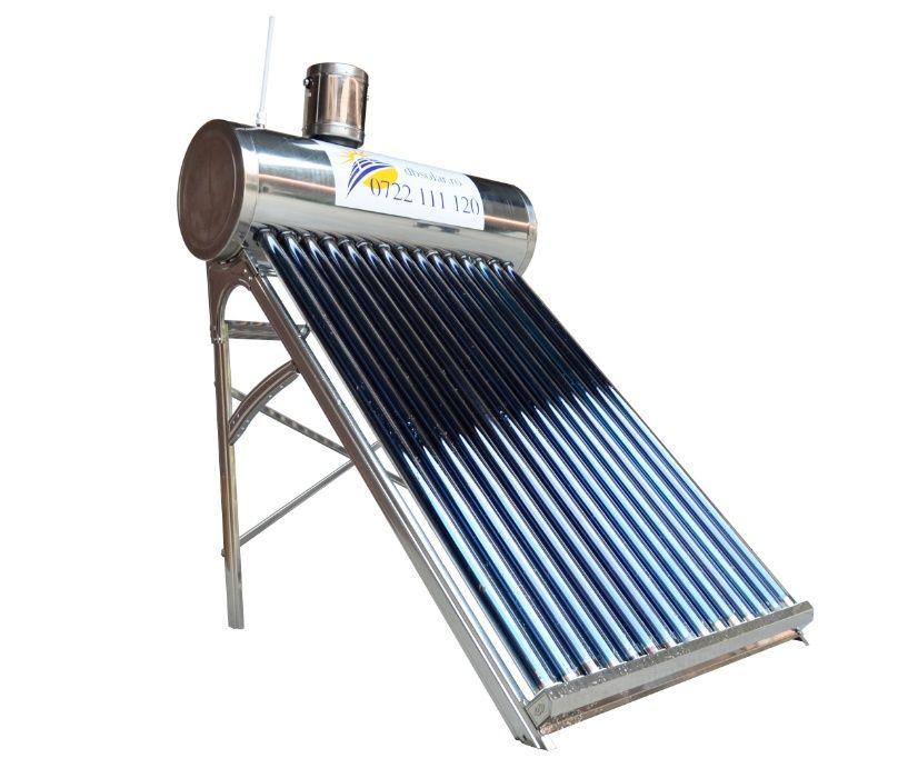 Panou SOLAR NEpresurizat INOX 140 190 260 Litri Apa Panouri Solare