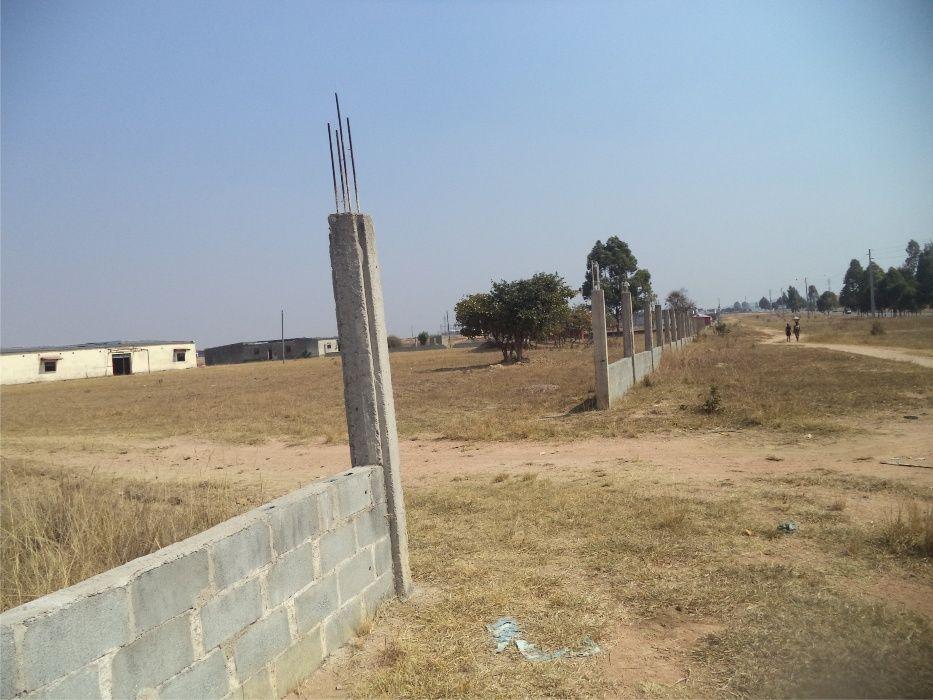 Vendemos ou arrendamos o nosso estaleiro na caála Huambo