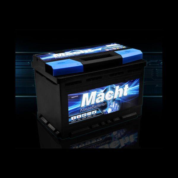 Baterie Auto MACHT 12V 70 Ah (580 A; 278X175X190)