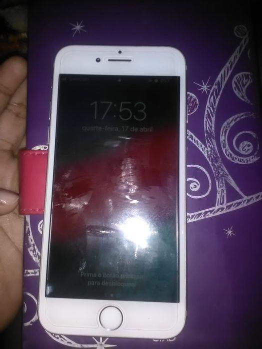 **_IPHONE 7 32 GB Tudo clean 18.500