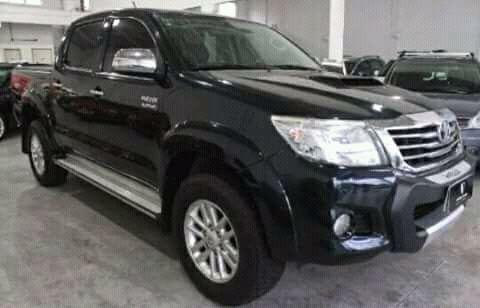 Toyota hilux 0km