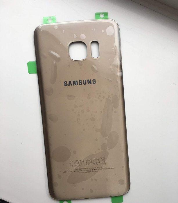 Tampa de Samsung S7 edge com montagem gratuita