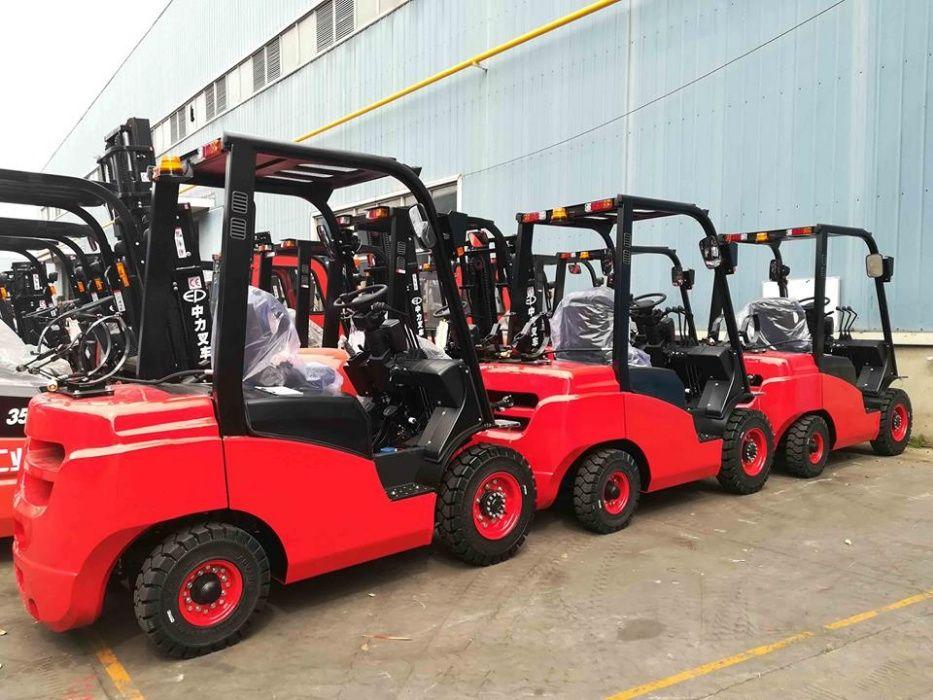 Motostivuitor-stivuitor(stivuitoare)- diesel 10000 euro + tva-NOU