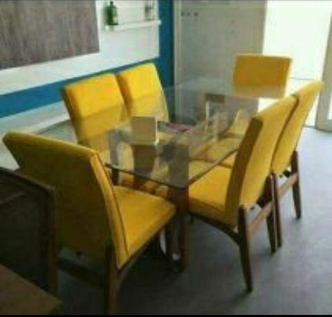 Mesa de jantar de 6 lugar a venda