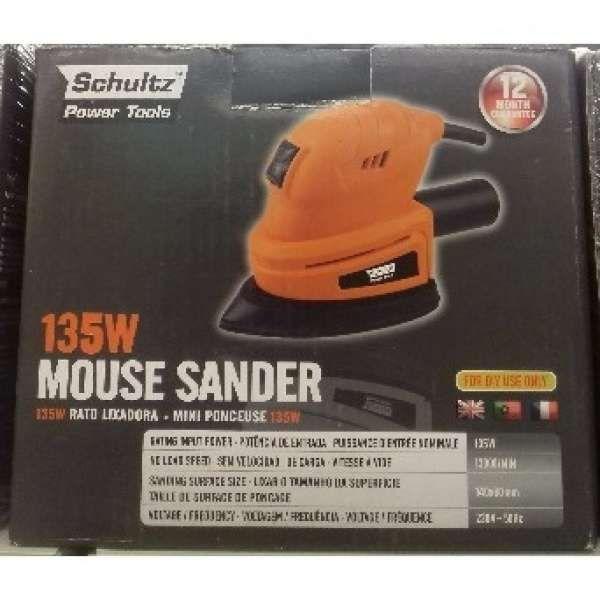 Lixadeira estilo mouse