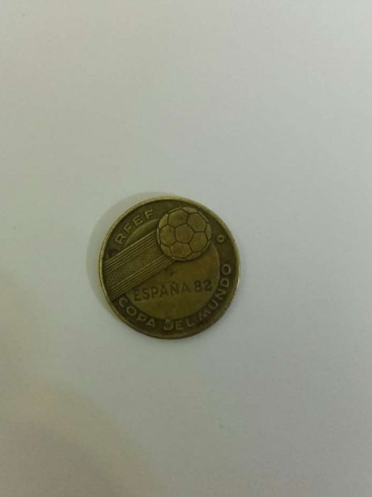 Moneda promotionala Espana82 Argentina 78