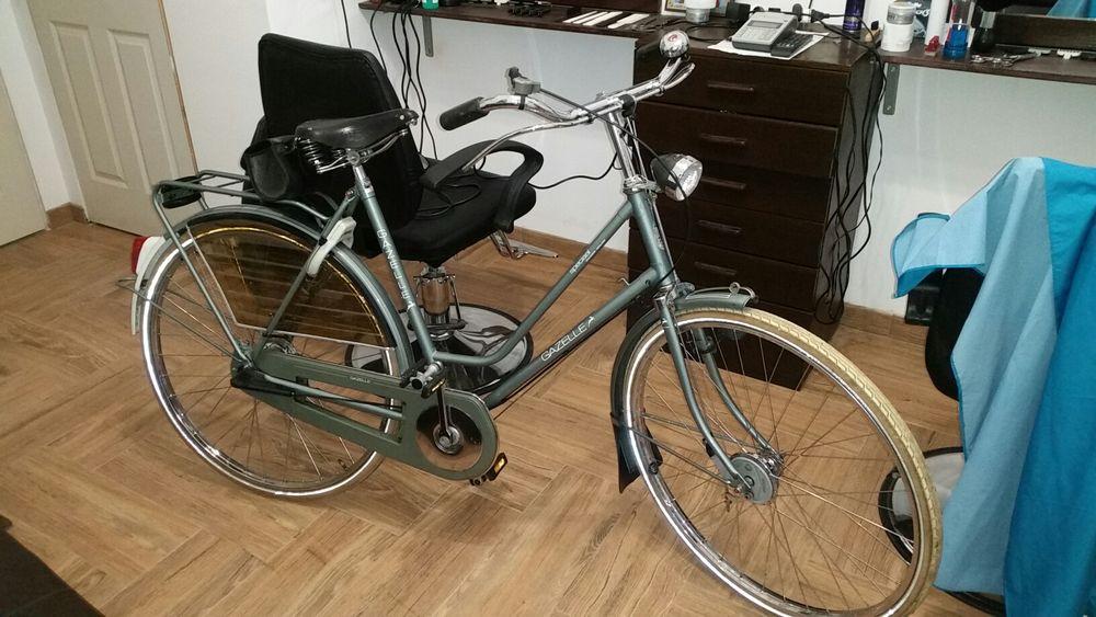Bicicleta Gazelle vintage clasica de epoca antichitate