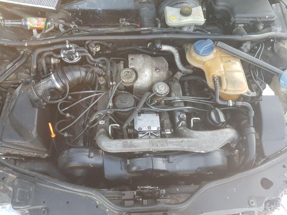 Motor 2.5 v6 tdi audi passat