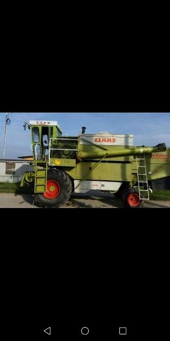 Combina class dominator 80 vand sau schimb cu tractor.