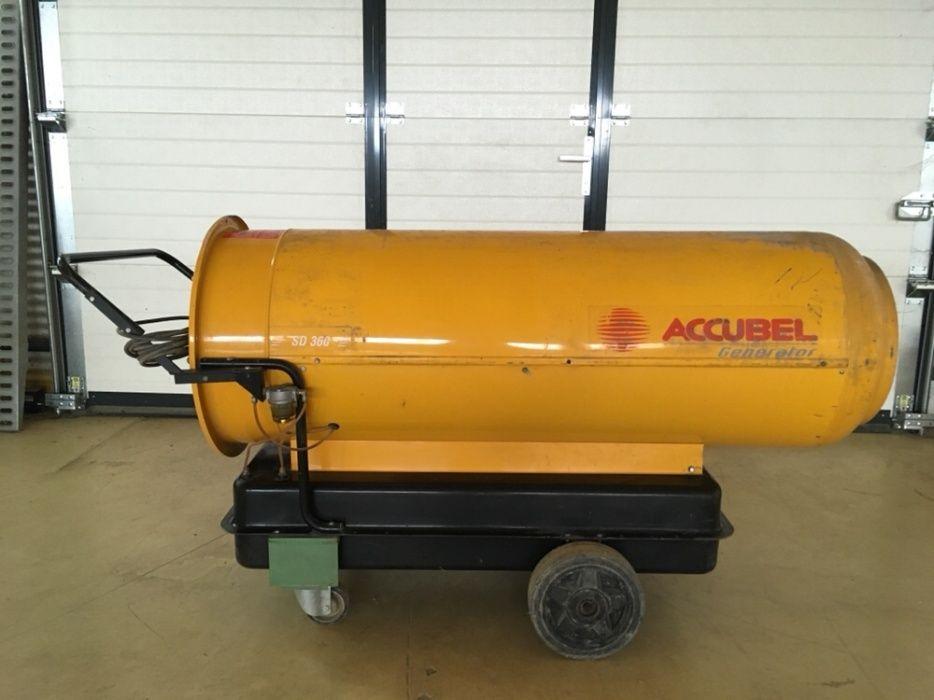 Generator industrial de caldura Accubel SD360