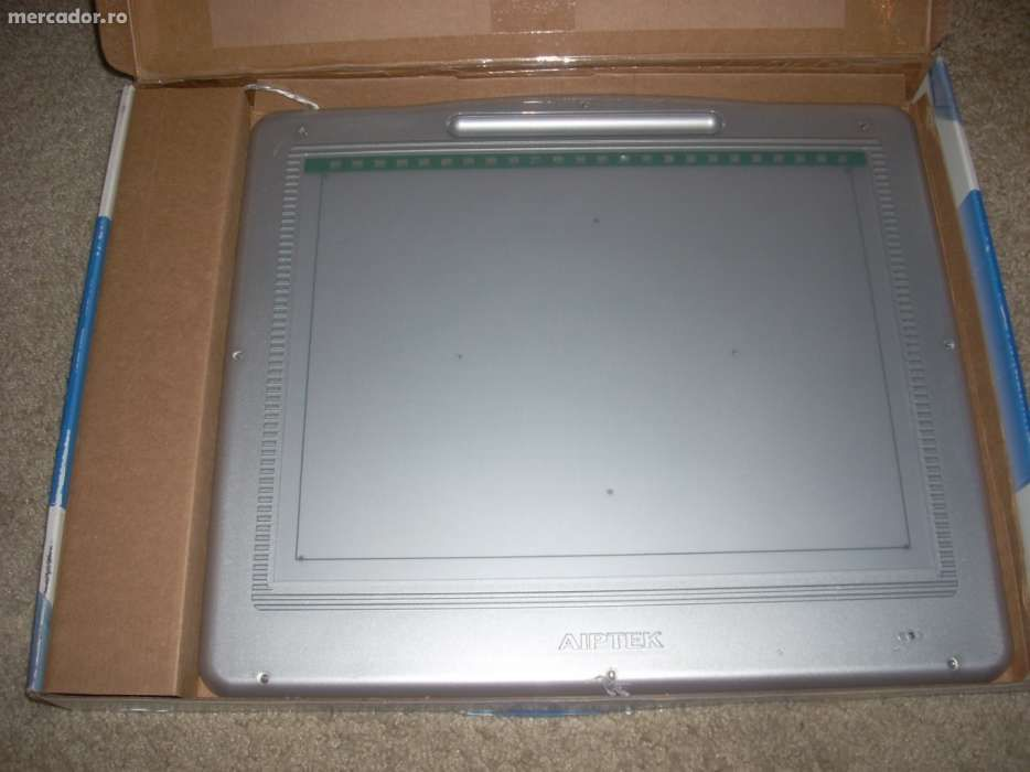 Tableta grafica Aiptek Hyper Pen 1200U format a4+ (228 x 304 mm)
