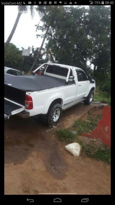 Toyota Hilux d4d Diflock...bin.7.50