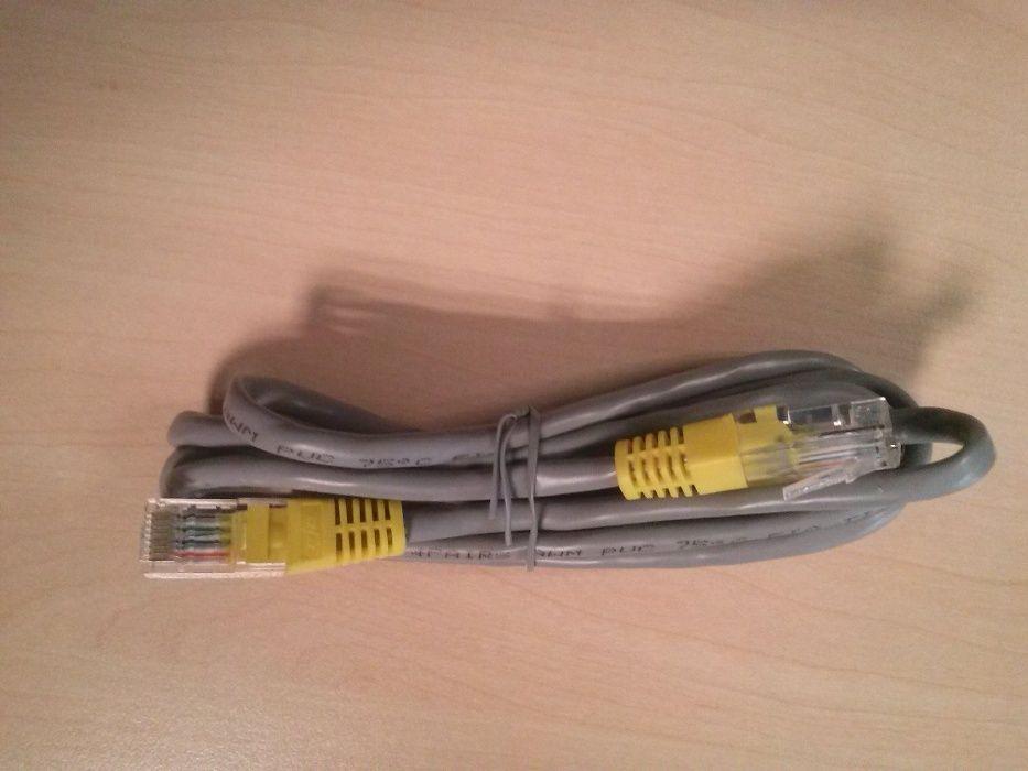 Cablu telefon, internet, retea calculatoare