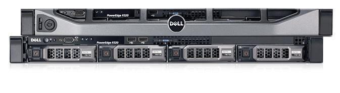 Vendo servidor Dell pawer edge 320