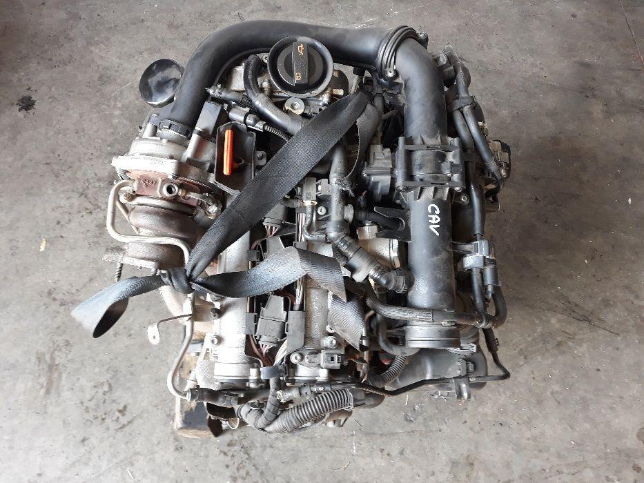 Motor VW Tiguan , Sharan , SEAT Alhambra 1.4 TSI cod CAV 1390cm 150cp