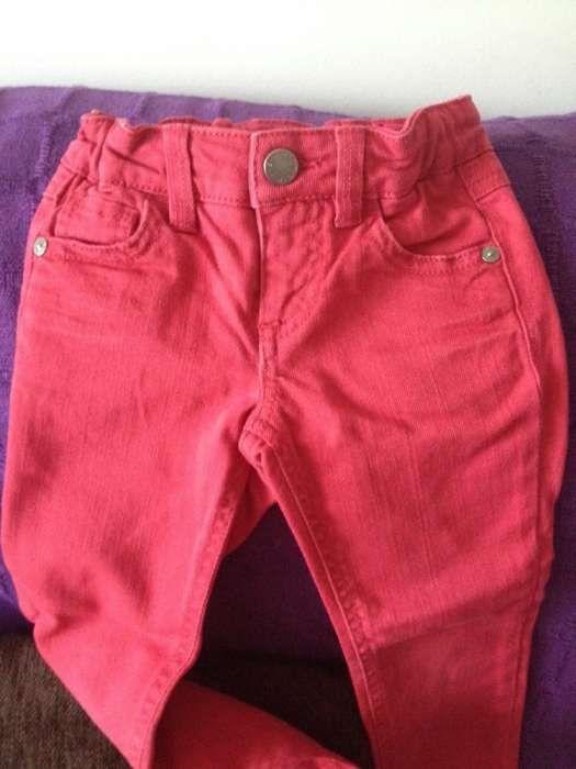 Jeans Benetton 3/4ani