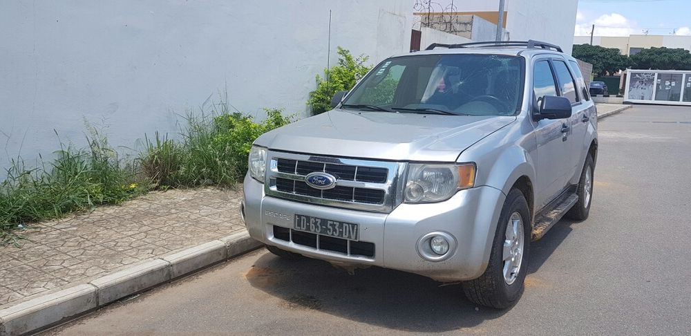 Vendo o meu ford escape