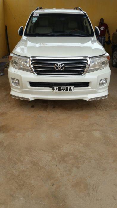Toyota v8 vxr
