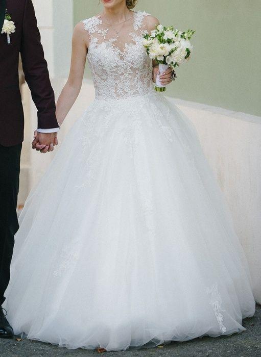 Vând rochie de mireasă Cluj-Napoca - imagine 7