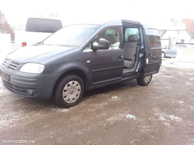 Dezmembrez VW Caddy 2005-2013 Malu Mare - imagine 6