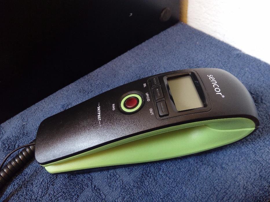 Дизайнерски стационарен телефон.