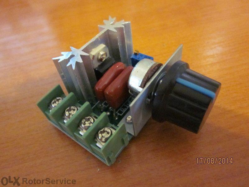 Регулатор на мощност 2000w