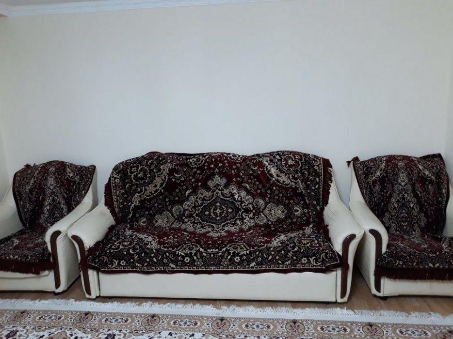 Покрывало на диван за 6000 тг