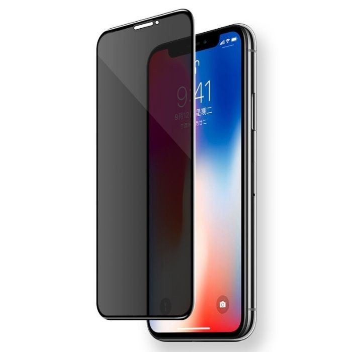 Folie Sticla Privacy iPhone XS Max