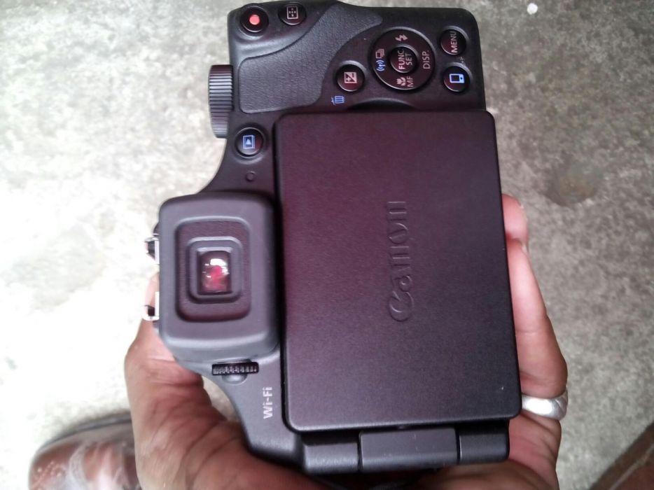 Camera mine profissional canon Power Shot Sx60hs