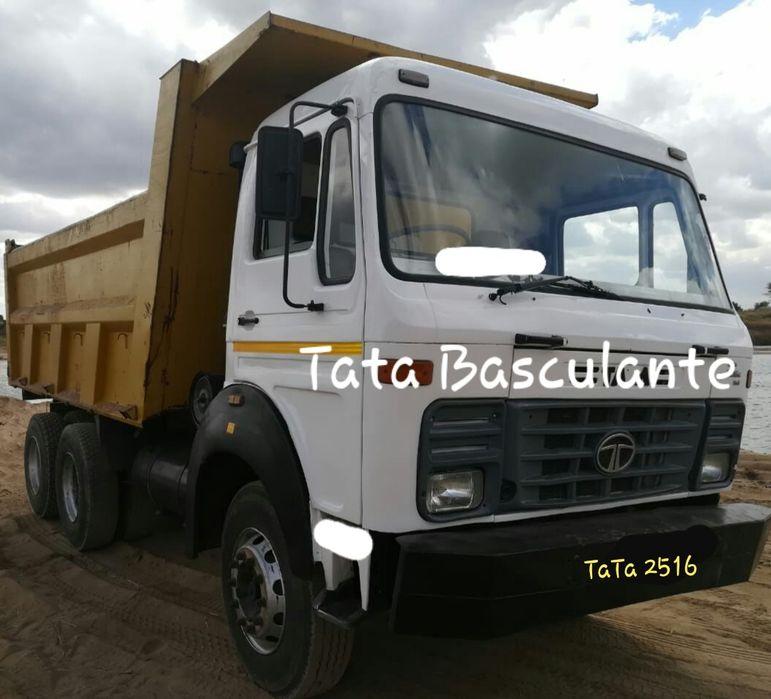 Camião Basculante TaTa