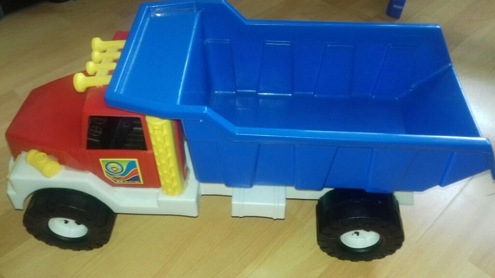 Camion Mack Burak Toys -62 cm