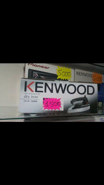 Ferros de engomar kenwood