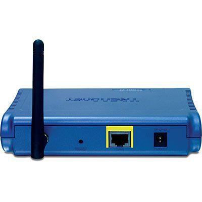 Ponto de Accesso Wireless Super G TRENDnet 54Mbps