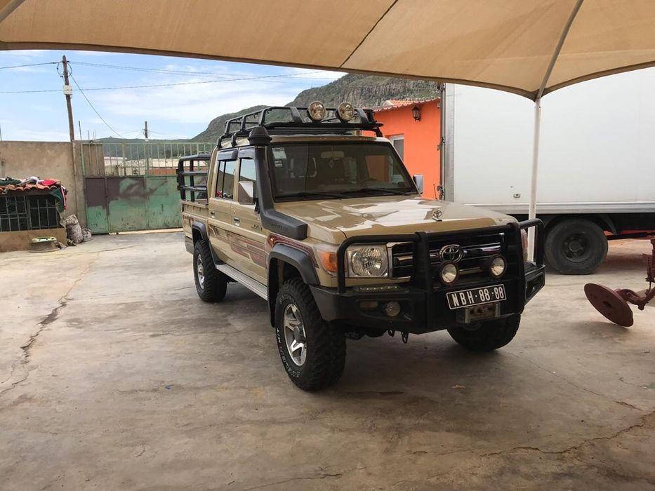 Land Cruiser HZ V6