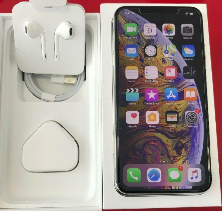 Novo original da apple iphone xs max 512gb espaço cinza (desbloqueado