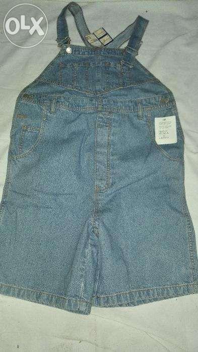 Salopeta jeans gravide Quelle marimea 40
