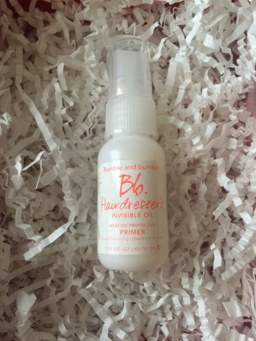 Bumble and bumble Hairdresser's invisible oil primer 30мл