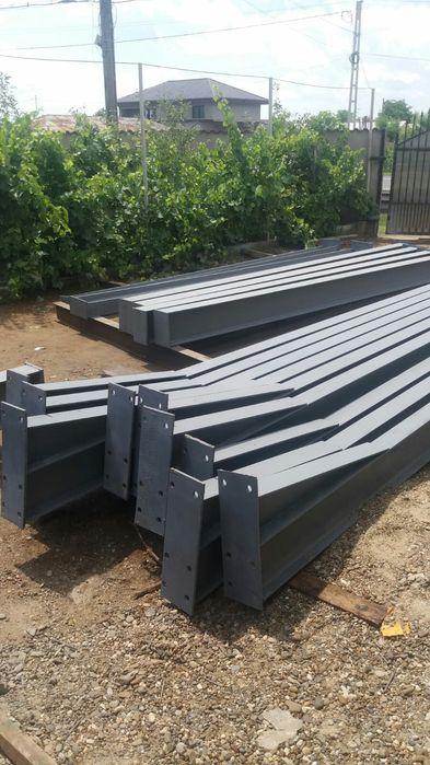 stoc structuri metalice pentru hala