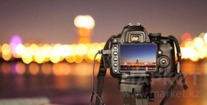 Фото, видео услуги