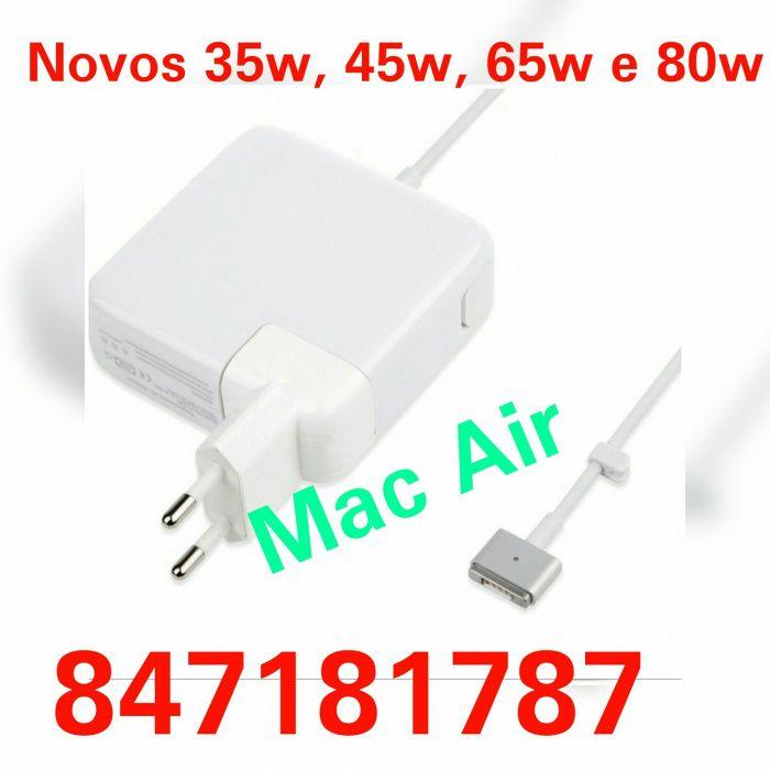 (NOVO) Carregador MacBook air