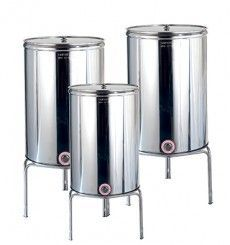 Container/ Butoi inox alimentar 750 lt