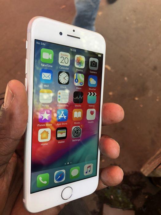 Iphone 7 128gb branco super clean sem nenhum stress a bom preço