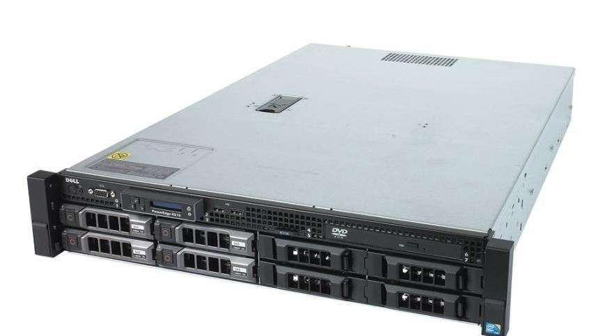 Server Dell R510, virtualizare VMware ESXI 6.5