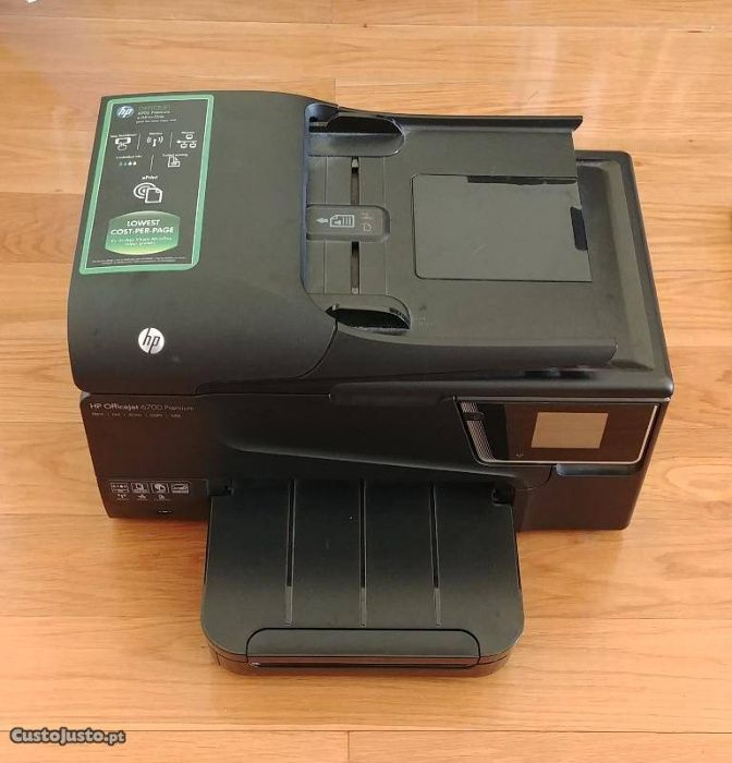 Impressora HP Officejet 6700 Premium