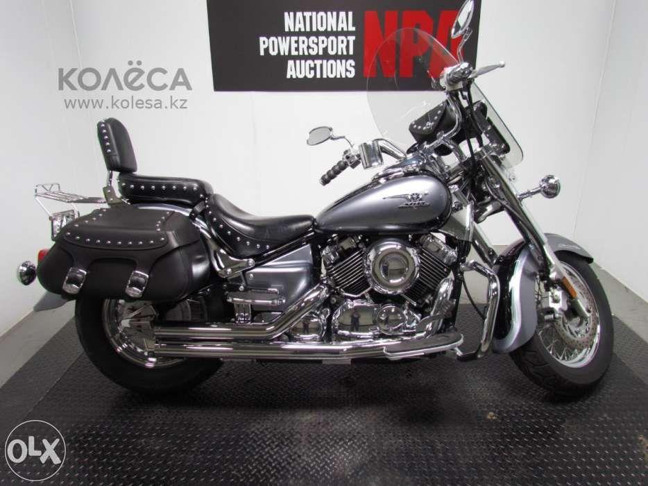 Продам мотоцикл в идеальном состояние ,эксклюзивный Yamaha V-Star XVS