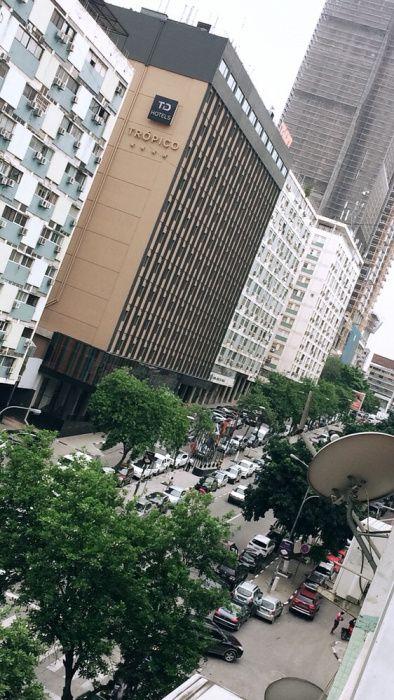 A venda apartamento T-1 na Missão 5 andar