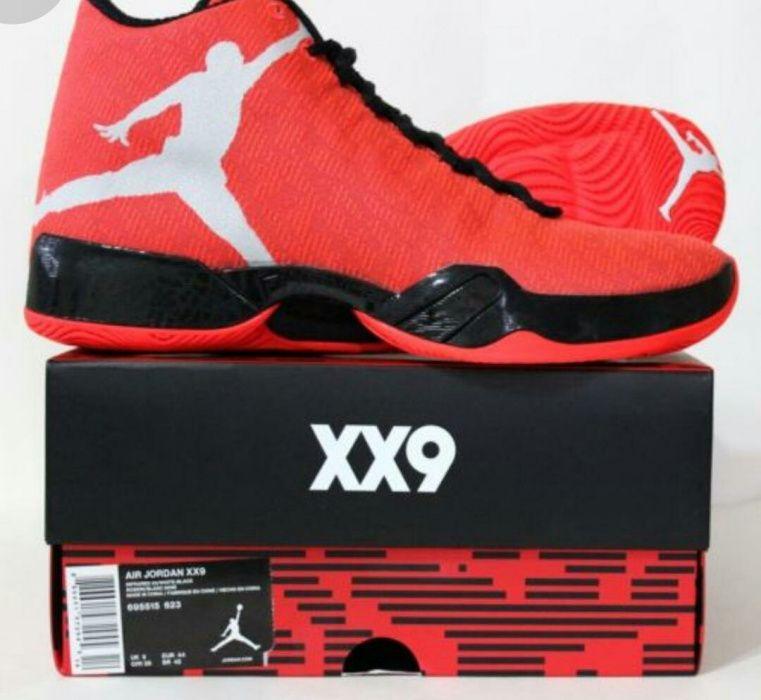 Jordan xx9 orange